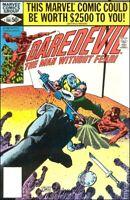 Daredevil #166 (1980) Marvel Comics