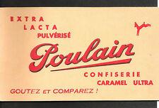 ANCIEN BUVARD CHOCOLAT POULAIN  N° 3