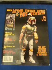 Vintage #45 Action Figure News & Toy Review - Star Wars Spawn Transformers ETC