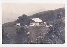 RPPC,Erentrudis-Alpe,Austria,Alpine Home,Bei Salzburg,Photo by H.Gurtler,1928