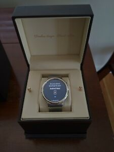 Huawei Watch 1st Generation 42mm Stainless Steel with Mesh Band