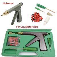 Vacuum Tyre Repair Kit Gun Motorcycle Electric Car Puncture Maintenance Tools