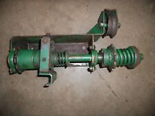 new idea corn picker - wagon elevator on & off drive assembly all 2 rows  1960
