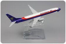 Sriwijaya Air BOEING 737-800 Passenger Airplane Plane Aircraft Diecast Model