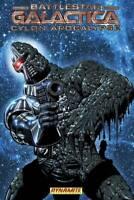Classic Battlestar Galactica Volume 2 Cylon Apocalypse GN SyFy Lost TPB New NM