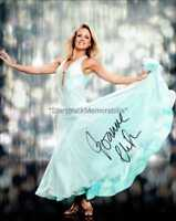 JOANNE CLIFTON AUTOGRAPH *STRICTLY COME DANCING (B)* HAND SIGNED 10X8 PHOTO