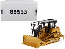 CAT CATERPILLAR D6 TRACK TYPE TRACTOR DOZER SU BLADE 1/50 DIECAST MASTERS 85553