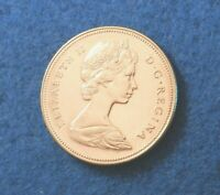 1972 Canada 50 Cents - Beautiful Coin - See PICS