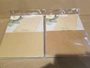 Gartner Studios Wedding Collection PROGRAM KIT 50pack Lot of 2 packs NEW! 14291