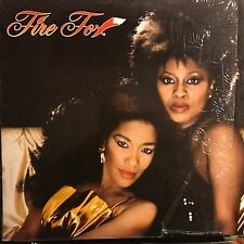 FIRE FOX • Fire Fox • Vinile Lp • 1985