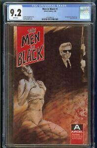 Men in Black #1 CGC 9.2 1990 1st App Agent Jay, Agent Kay & Zed