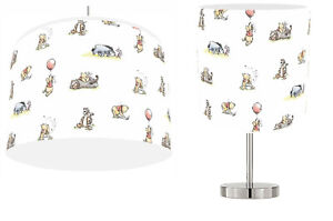 BABY WINNIE THE POOH  choose from Lamp Shade , Stick Lamp or Bundle