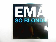 ★ CD PROMO ★ EMA : SO BLONDE