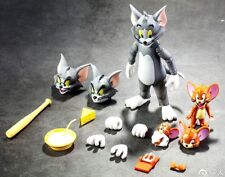 Cat&Mouse Limited Edition Toys Collectible Tom and Jerry Action Figure Movable