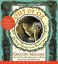 Out of Oz  Wicked Years  2011 by Maguire, Gregory 0062093665 Ex-library