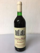 Castel Del Monte DOC Rosso Giuseppe Di Pierro Bari 75cl 12% Vol Vintage