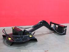 Topcat Articulating Brush Cutter Hydraulic Skid Steer Attachment bidadoo -New