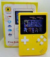 64 Bit Mini Gameboy GBA GBC 3 inch TFT Handheld Retro/Nostalgia US videogames