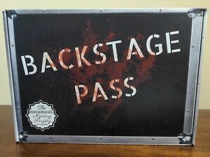 Deadbolt Mystery Society Backstage Pass Complete