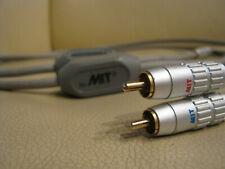 Cinchkabel MIT Terminator 5 Stereo (2x 1m)