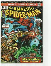 Amazing Spider-Man #132  May 1974  VF+ 8.5  below guide  flat rate shipping
