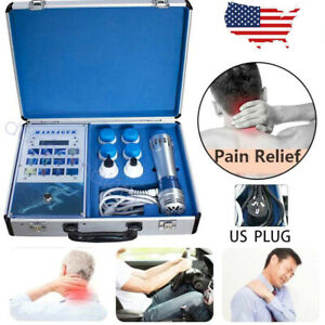 Shockwave Therapy Machine Effective Electromagnetic Shock Wave Body Massager