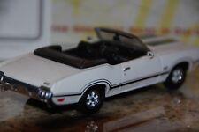 Matchbox YMC11M 1/43 1970 Oldsmobile 442 Convertible Die cast Model Car
