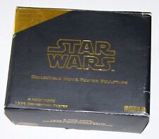 Star Wars A New Hope 10th Anniv Movie Poster Sculpture NEW