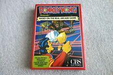 1980's ATARI 2600 PAL GAME - CBS DONKEY KONG - EX SHOP STOCK NEW & UNUSED