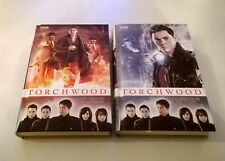 TORCHWOOD 2 HB 1ST ED BOOKS TRACE MEMORY SOMETHING IN WATER DOCTOR WHO SPIN OFF