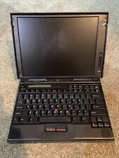 Vintage Rare Thinkpad 760E Cd-rom Keypad Ethernet Card Laptop untested!
