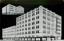 Lincoln NE~Gold & Company Department Store~White on Black~1950s SHARP!