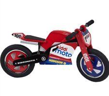 Rouge KIDDIMOTO Heroes Hodgson en bois Superbike vélo équilibre-Brand New in Box