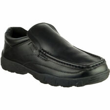 Leather Upper Shoes Boys' Loafers