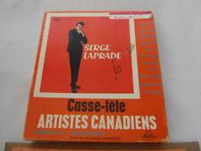 1964 SERGE LAPRADE CASSE-TETE PUZZLE ARTISTES CANADIENS TRANS CANADA LP RARE