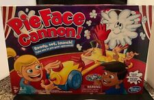 Pie Face Cannon Game Whipped Cream Family Board Game Kids Ages 5 and Up**NEW