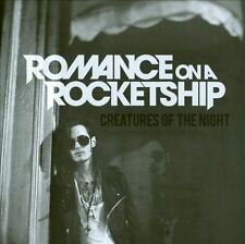 ROMANCE ON A ROCKETSHIP-CREATURES OF THE NIGHT CD NEW