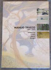 Manlio Trucco 1884 - 1974. Ceramiche Albisola Fenice Art Deco Futurism Futurista