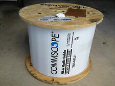 CommScope Uniprise Indoor/Outdoor Plenum Fiber-Optic Cable - 6 fiber single-unit