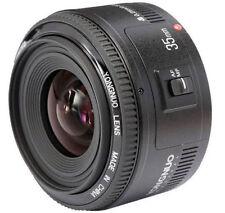 Yongnuo Obiettivo YN-35mm F/2  Auto Focus Lens per Canon EF EOS 50D 60D 70D 100D