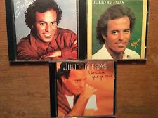 Julio Iglesias [3 CD Alben] Hey! + L'homme Que Je Suis + Julio  1983