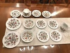 Johnson Brothers Misc dishes - Made in England - Antique Staffordshire Bouquet