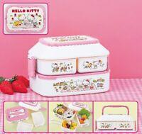 San - X Hello Kitty Pastel House Lunch Box bento box kawaii cute Sanrio