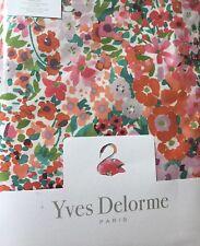 Yves Delorme MILLEFIORI GRENADE MULTI FLORAL Duvet Cover Set SUPERKING