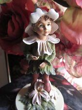 RETIRED Cicely Mary Barker EYEBRIGHT FAIRY Flower Fairy Figurine On Base NEW!