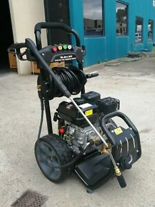 NEW BLACK JET   HIGH  PRESSURE WATER WASHER CLEANER  10 HP  SELF- SUCTION BRASS