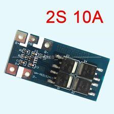 2S 10A Li-ion 7.2V 7.4V 8.4V 18650 lithium battery protection board bms pcm
