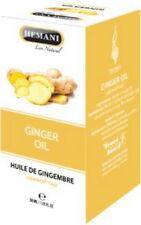 Hemani Gingembre Huile ,100% Ginger 30ml Haute Qualité de Dubai Cheveux + Soins
