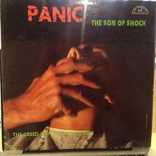 The Creed Taylor Orchestra - PANIC The Son of Shock - Vinyl LP