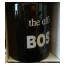 'The Office BOSS' Mug Funny Novelty Tea Coffee Cup Joke Christmas Secret Santa